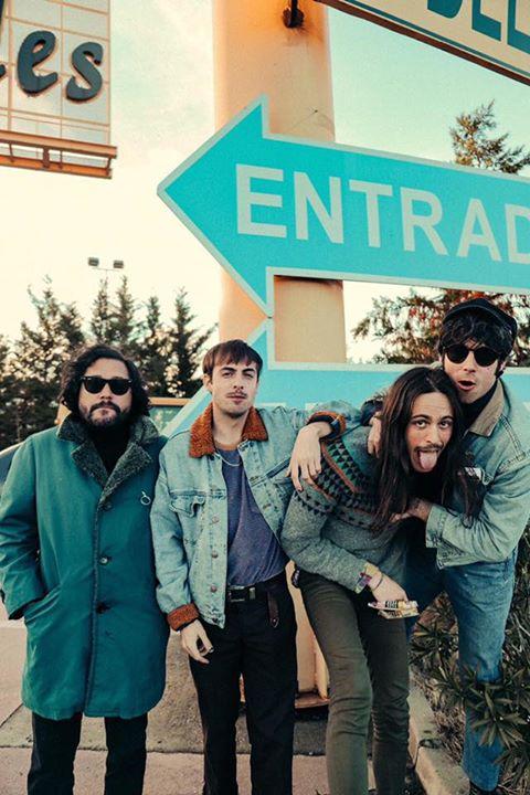 Los Nastys (ES) + Palmers | Sabotage Club