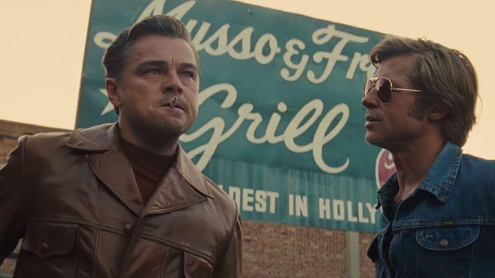 Era Uma Vez em Hollywood - Close-up