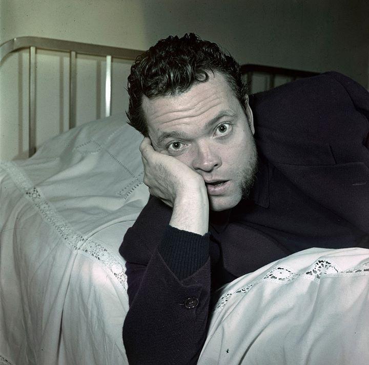 Os Olhos de Orson Welles de Mark Cousins