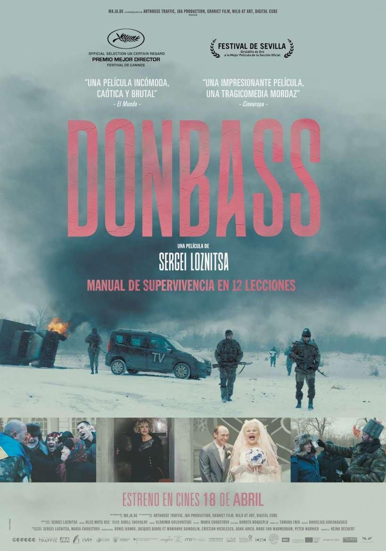 """Cine Filmoteca: """"Donbass"""""""