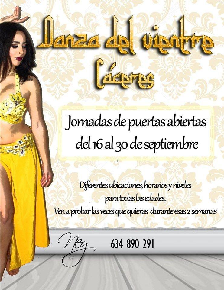 Danza del Vientre Cáceres