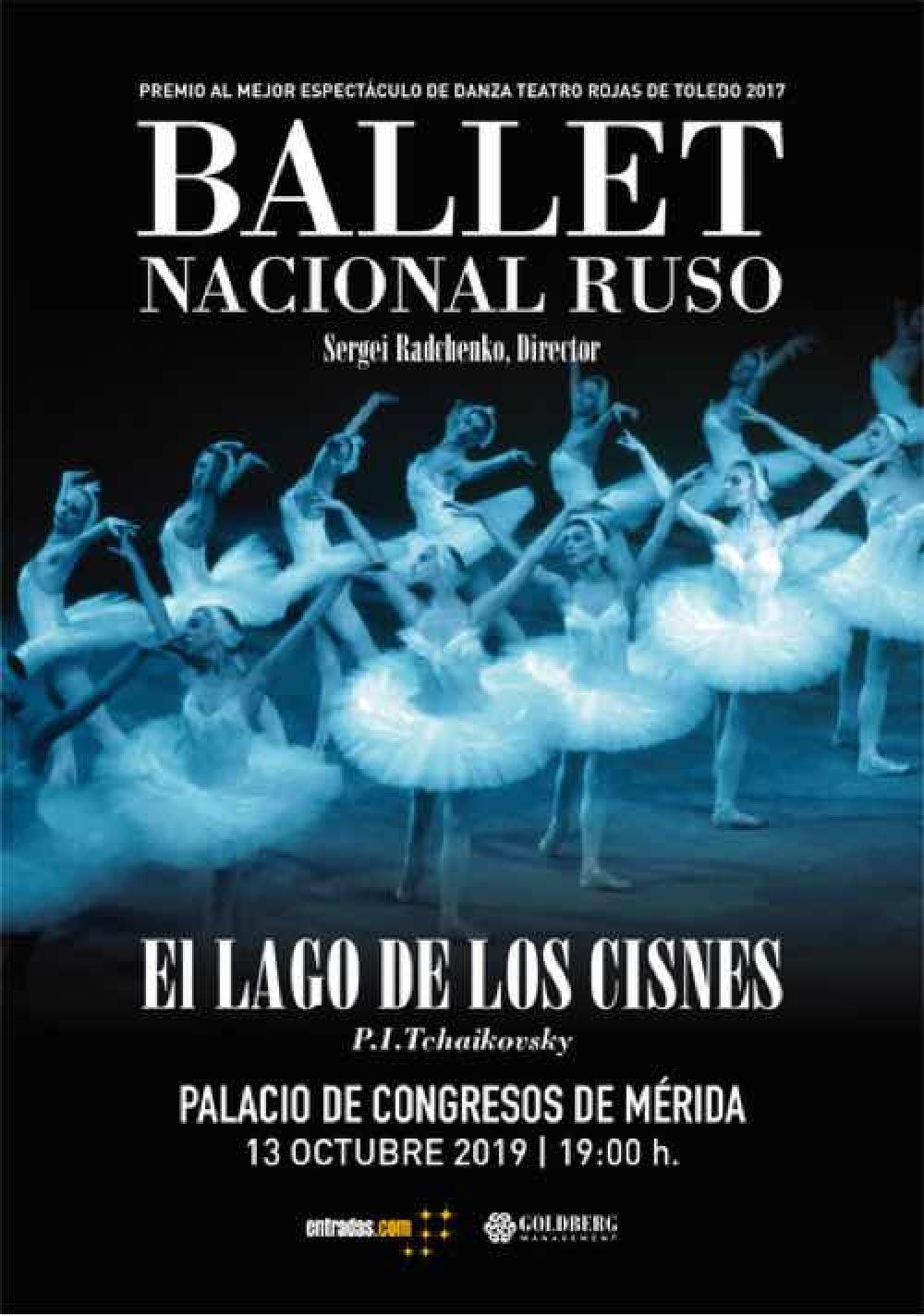 El Lago de los Cisnes – Ballet Nacional Ruso