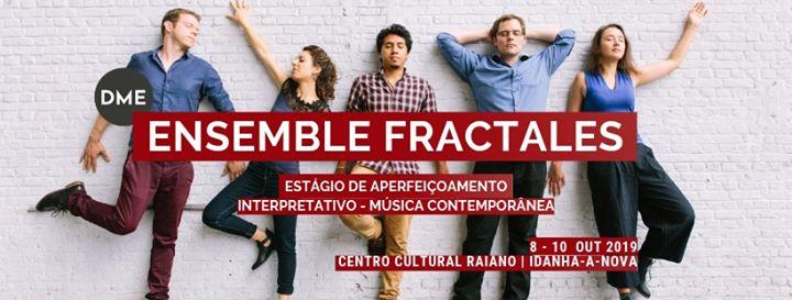 Ensemble Fractales • Estágio de Aperfeiçoamento Interpretativo
