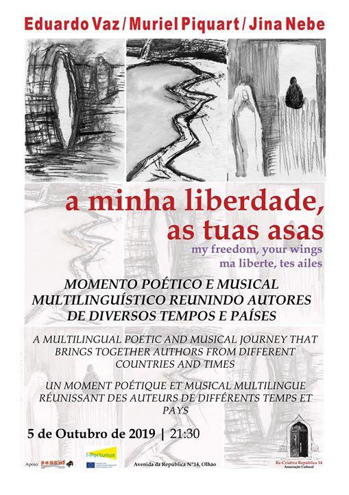 Momento poético e musical multilinguístico
