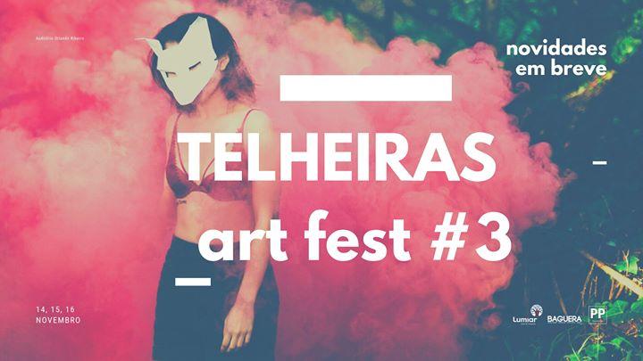 Telheiras art fest #3