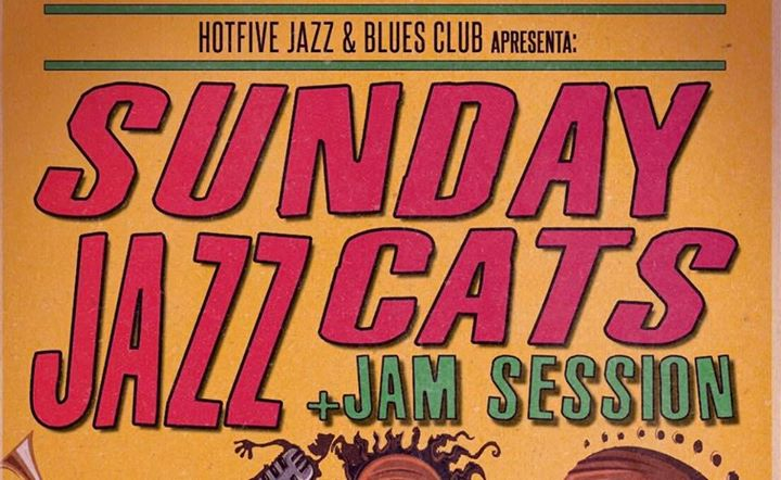 SUNDAY CATS + JAM SESSION