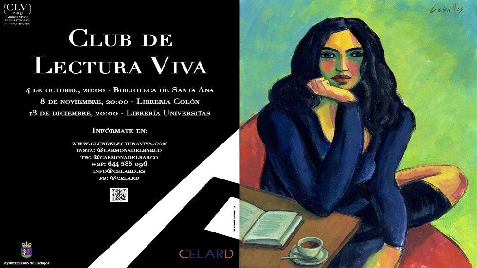 IV Club de Lectura Viva