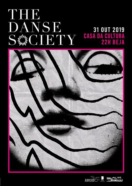 The Danse Society (UK) | Casa da Cultura de Beja