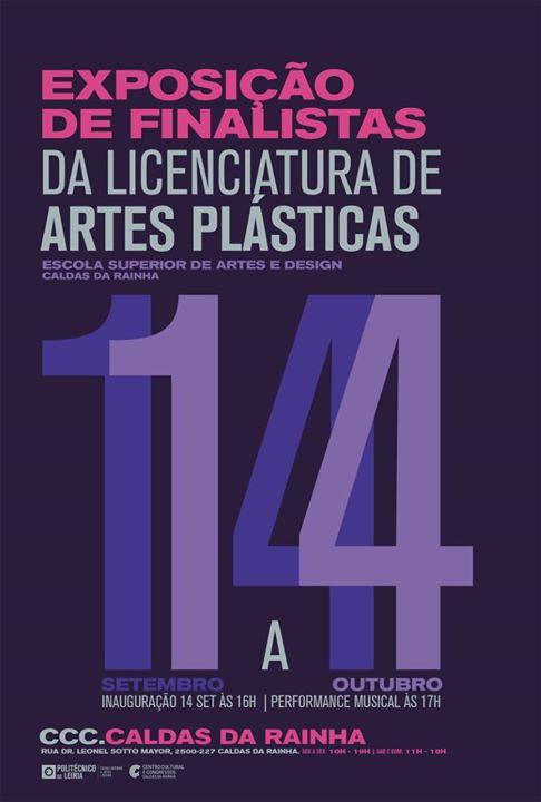 Exposição Finalistas | Licenciatura de Artes Plásticas, Esad.CR