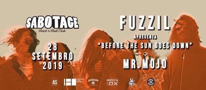 Fuzzil + Mr. Mojo | Sabotage Club