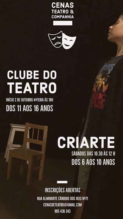 Clube do Teatro