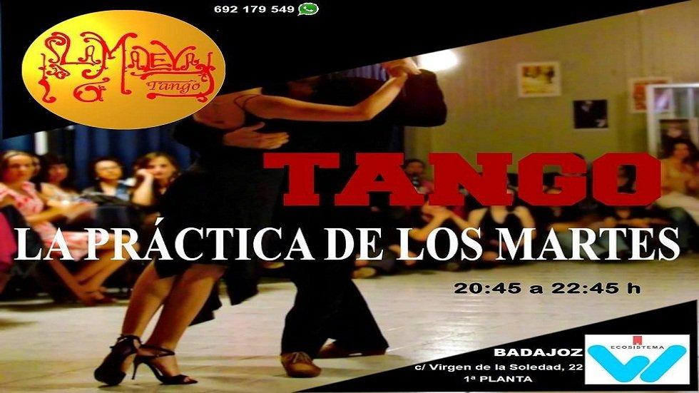 La Maleva Tango - La práctica de los martes