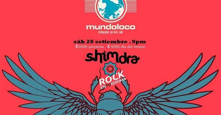 Shimdra presenta Rock en tu idioma en Mundoloco