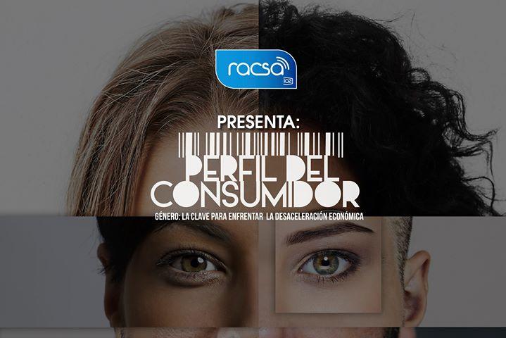 RACSA presenta Perfil del Consumidor