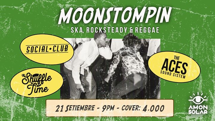 Moonstompin - Shuffle Time Social Club The Aces Sound