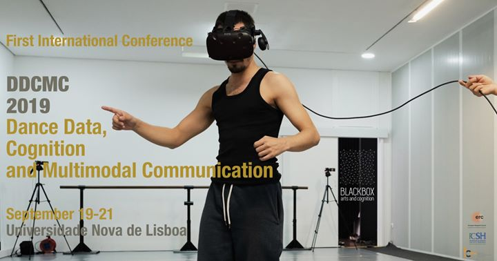 DDCMC 2019 - Dance, Data, Cognition and Multimodal Communication