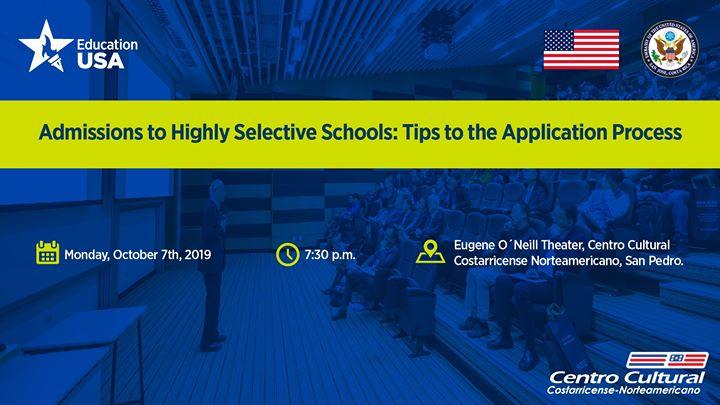 Charla: Aplicación a universidades élite de Estados Unidos