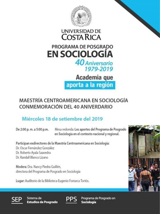 Los aportes del Posgrado en el contexto nacional y regional.