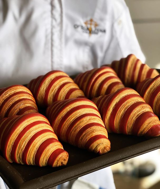 Taller de Croissants Bicolores