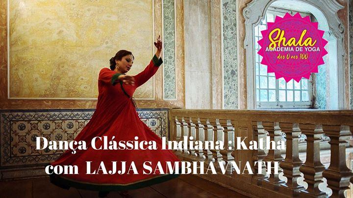 Dança Clássica Indiana : Katha