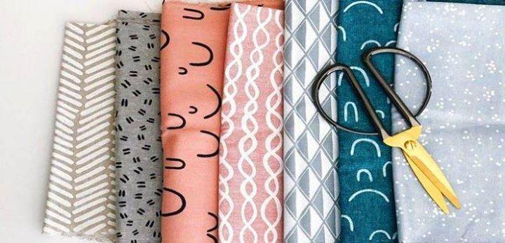 Como escolher o tecido certo para uma roupa?