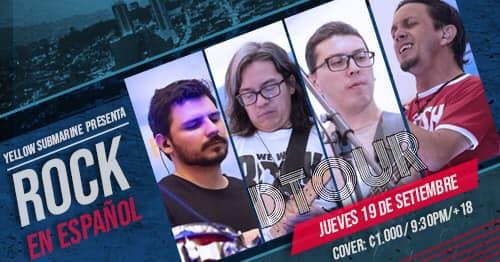 DTOUR  Rock en Español