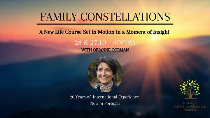 Family Constellations - International Teacher Orianne Corman