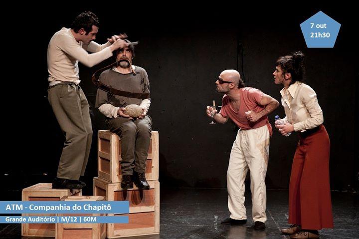 Festival Internacional de Teatro Cómico da Maia-ATM