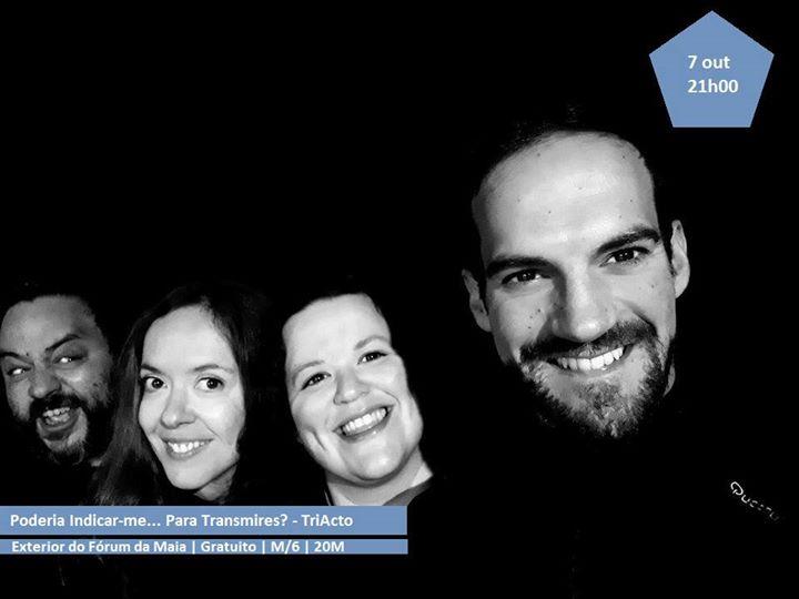 Festival Internacional de Teatro Cómico da Maia-TriActo