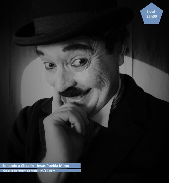 Festival Inter. Teatro Cómico da Maia-Soñando a Chaplin
