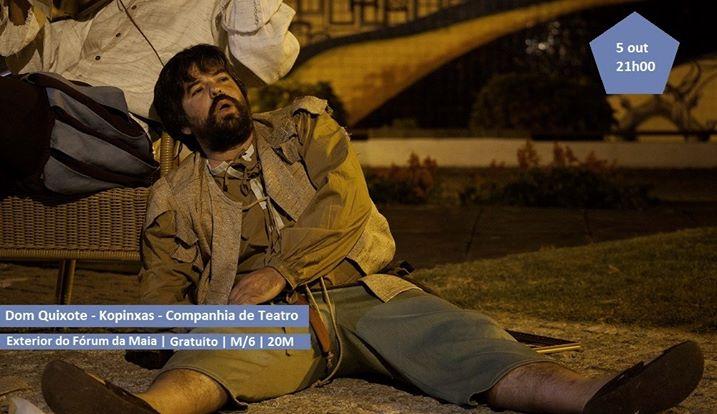 Festival Internacional de Teatro Cómico da Maia-Kopinxas