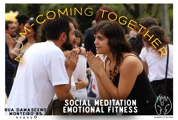 AUM Coming Together - Social Meditation - Emotional Fitness