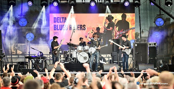 Maia Blues Fest - Delta Blues Riders