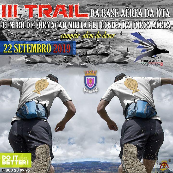 III Trail da Base Aérea da Ota