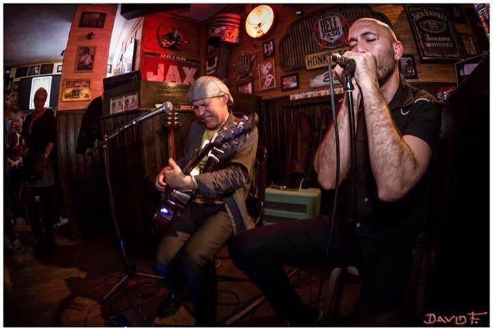 Maia Blues Fest - Julian Burdock & Danny del Toro