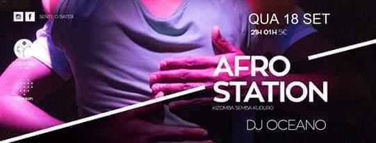 AfroStation I 18 Setembro
