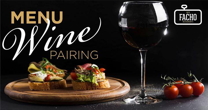 Wine Pairing Dinner by Facho | Jantar Vínico