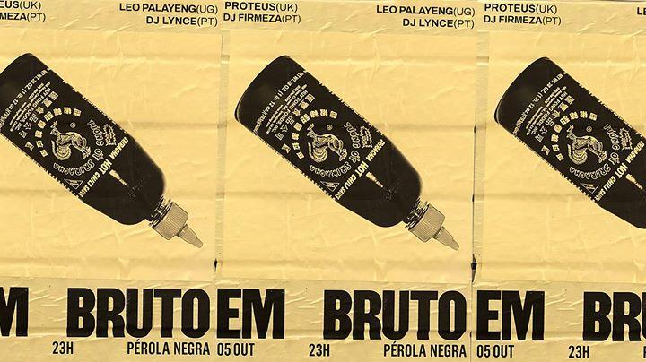 Em Bruto: Leo PaLayeng, DJ Firmeza, Proteus, DJ Lynce