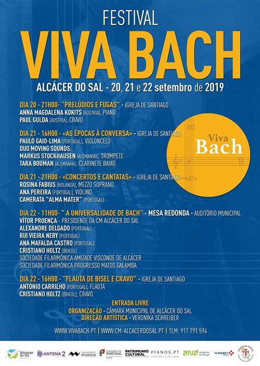 "Festival ""VIVA BACH"""