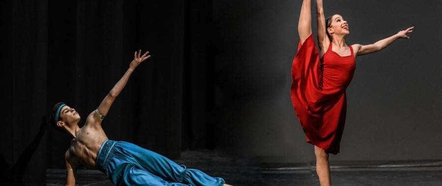 Dança em Leiria