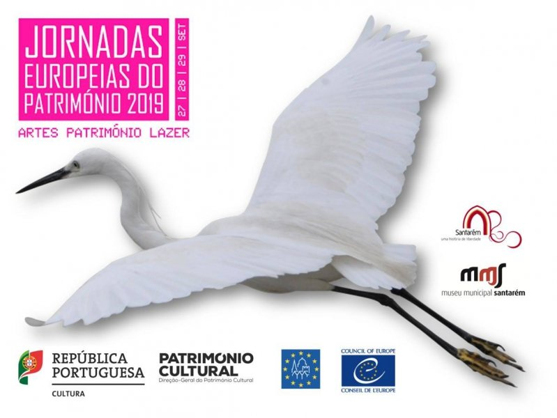"""Jornadas Europeias do Património Cultural 2019 l """"Baile das Garças'"""