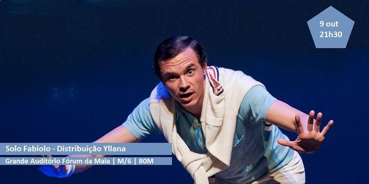 Festival Internacional de Teatro Cómico da Maia-Solo Fabiolo