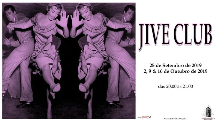 Jive Club - Dançar ao som dos anos 40 com Sarah Mills