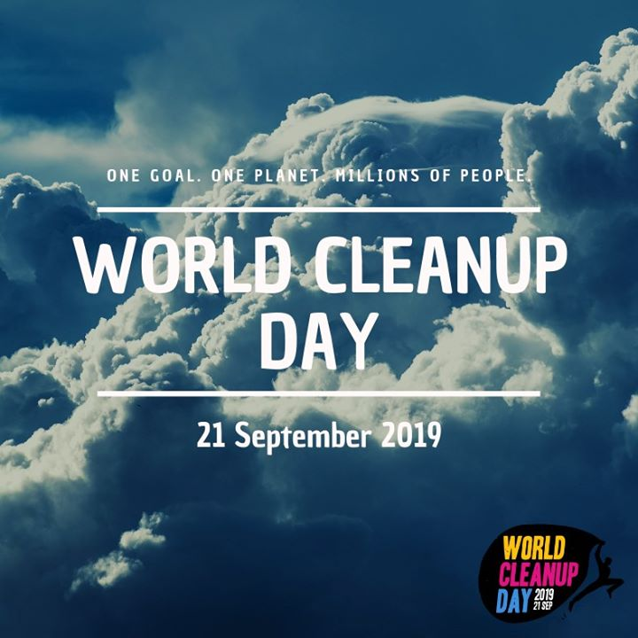 World Clean Up + Brand Audit Day - Portugal