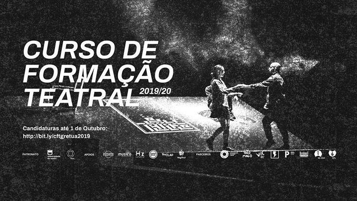 Curso de Formação Teatral GrETUA 2019/2020