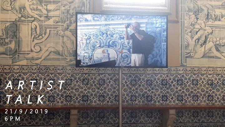 Artists Talk | Letta Shtohryn (UA/MT)