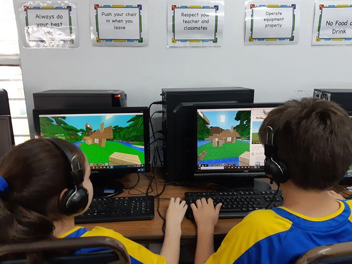 Minecraft After School 2019