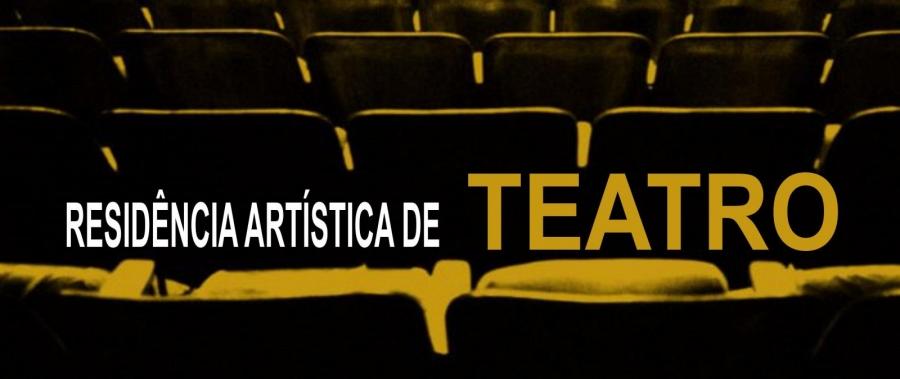 Residência Artística em Teatro