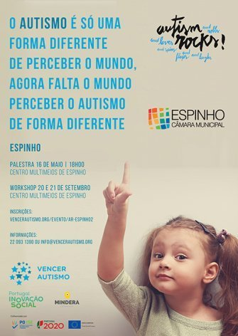 workshop Autism Rocks!