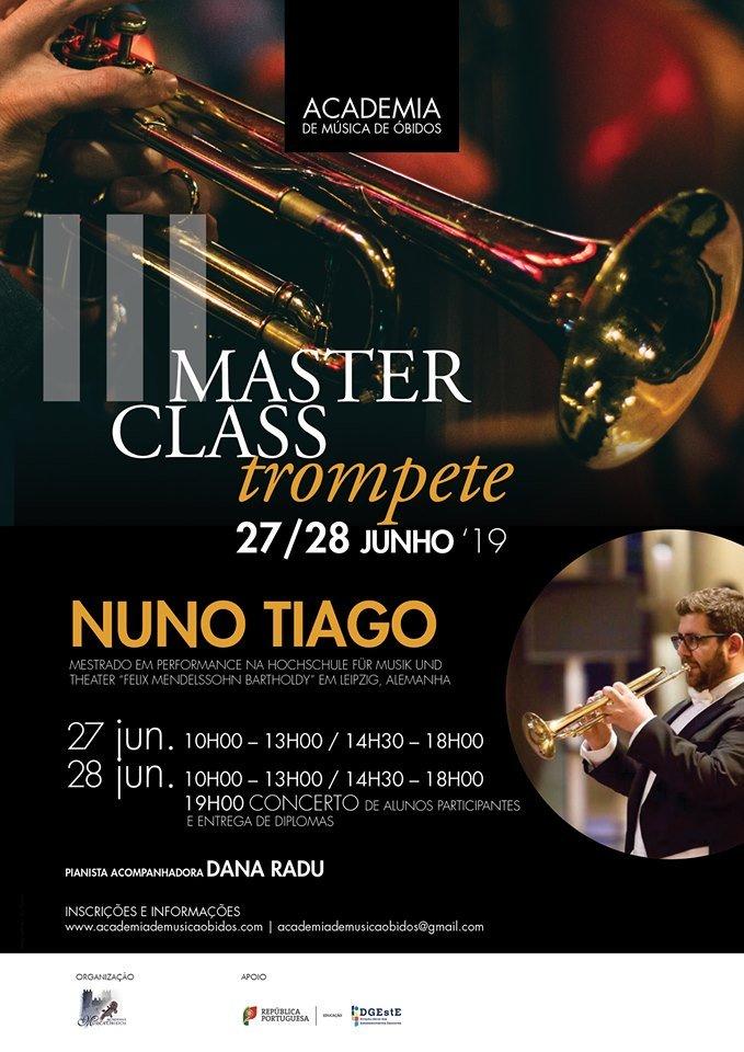 III Master Class/Concerto de Trompete